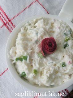 Peynirli Turp Salatası
