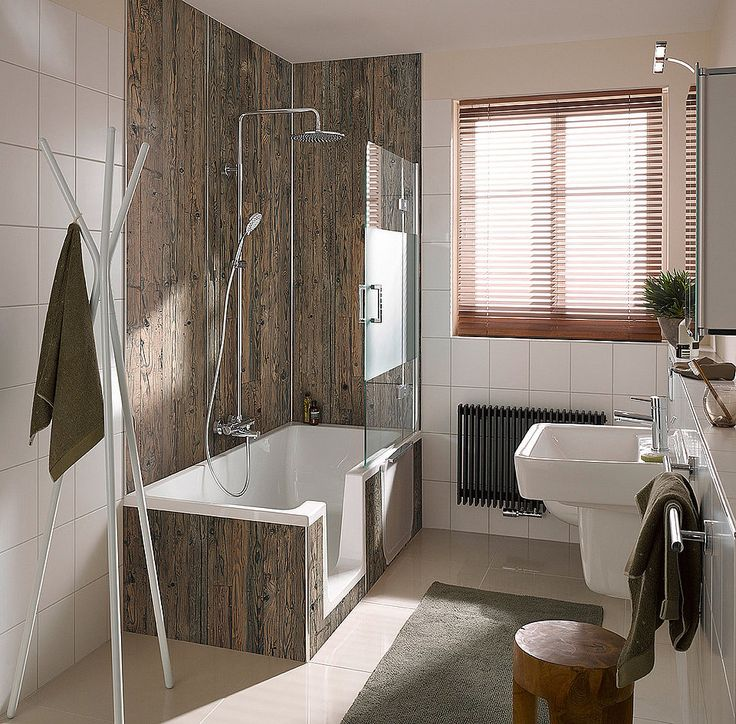 kombinationen aus dusche und badewanne sind ideal f r. Black Bedroom Furniture Sets. Home Design Ideas
