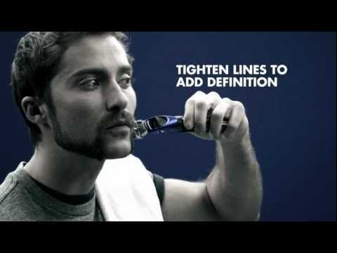 ▶ Cool Facial Hair & Beard Styles #5: The Mutton Chops Beard | Gillette - YouTube