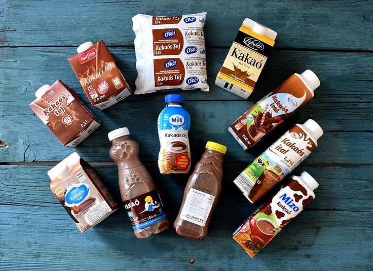 Létezik tökéletes bolti retró kakaó? - 11 kakaós tejet és -italt teszteltünk | NOSALTY