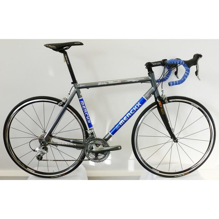 Eddy Merckx Gara - Shimano Tiagra   Eddy Merckx Road Bikes   Merlin Cycles