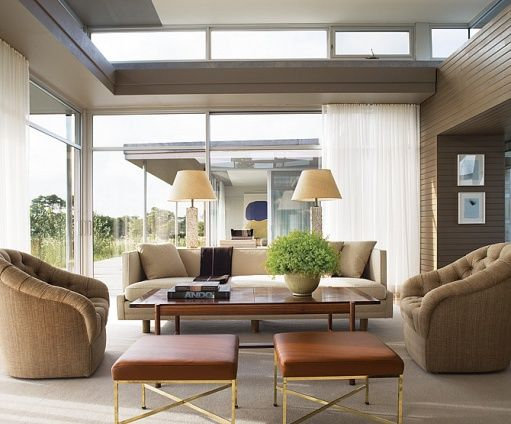 A Family Room In My New Mid Century Modern Home Family Rooms Pinterest Mid Century Modern