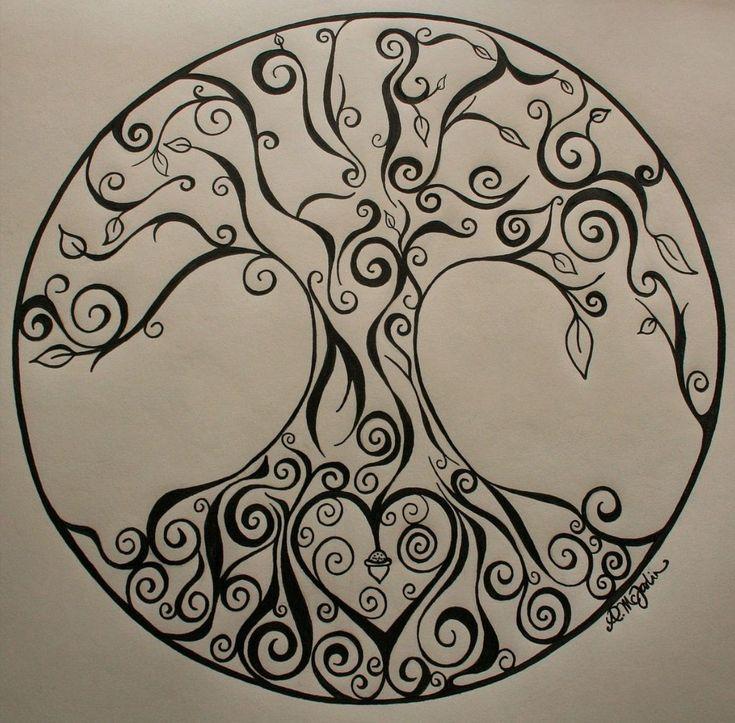 Small Tree Of Life: Small Tree Of Life Tattoo Designs