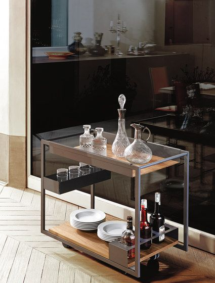 Tea-trolleys-Bar-trolleys | Complementary furniture | Mojito. Check it out on Architonic