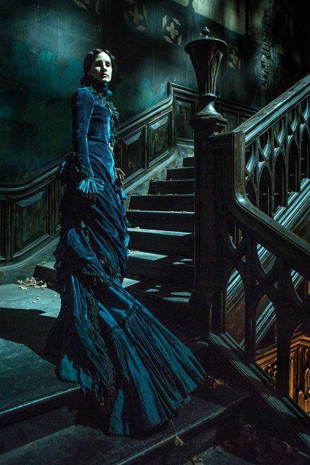 Guillermo Del Toro - CRIMSON PEAK - starring Jessica Chastain - Universal Home Entertainment - kulturmaterial
