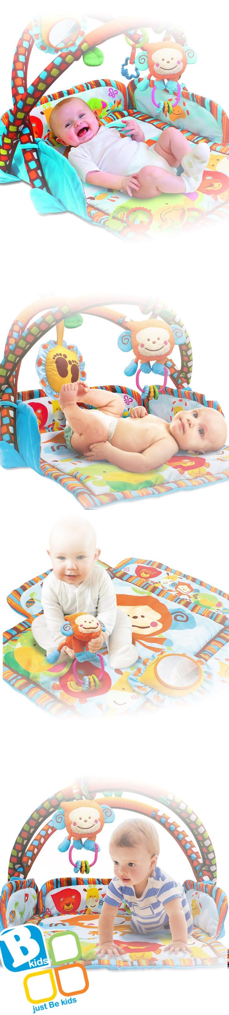 Le tapis d'éveil évolutif , bébé grandi, le tapis aussi