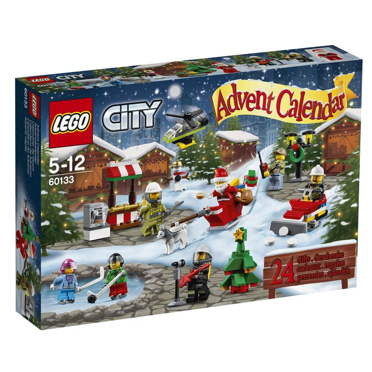 LEGO City Adventskalender 60133 2016