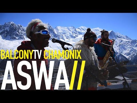ASWA · positive conscious music with a message · Videos · BalconyTV