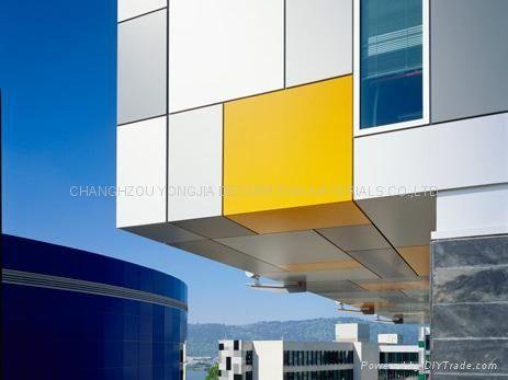 aluminium composite building - Google Search