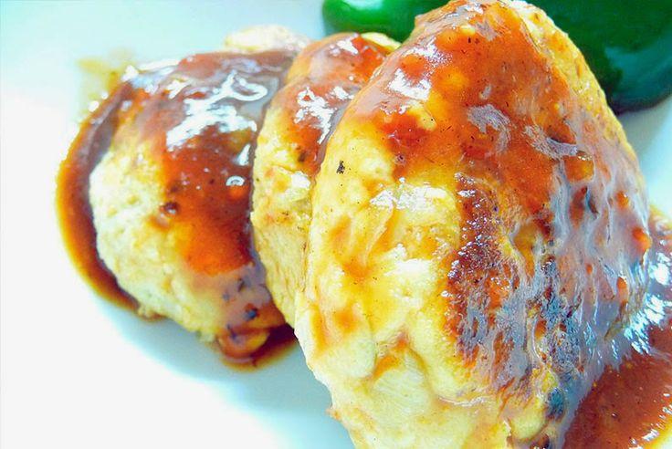 Tofu Hamburger | Recetas Japonesas en español!