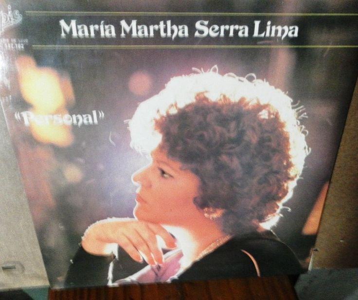 """""""María Martha Serra Lima(Buenos Aires,19 de diciembrede1944-Miami,2 de noviembrede2017) fue unacantanteyactrizargentina. Se hizo famosa en Argentina en 1980 con la canción «Dudo lo que pasa (qué es lo que tiene él)», compuesta porPedro Favini(1943-2012) yRodolfo Garavagno. Esta obra, lado1 banda1 del LPEntre nosotros, se ubicó en el primer lugar de ventas del ránking del Centro …"""