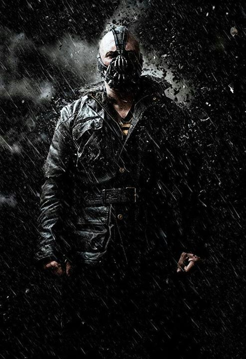 Bane-dark knight rises