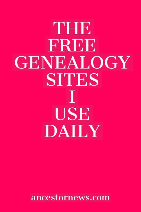 finding a closure to our ancestry with the help of websites on genealogy Find ancestors faster with our superior genealogy search sources when using genealogy search sources, it is important to make sure that they are credible - as you would with the source of any other type of information.