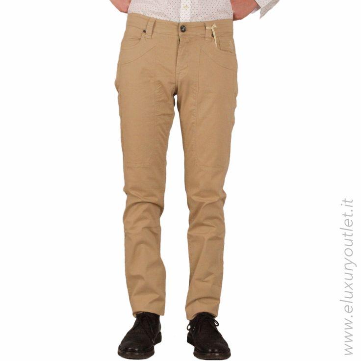 #Jeckerson #trousers -50% su #eluxuryoutlet! >> http://www.eluxuryoutlet.it/it/nuovi-arrivi/uomo/pantalone-jeckerson-4.html