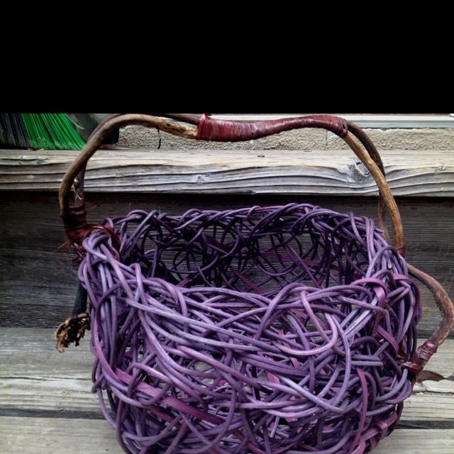 Basket Weaving Dyed Reed : Images about fun baskets to weave on