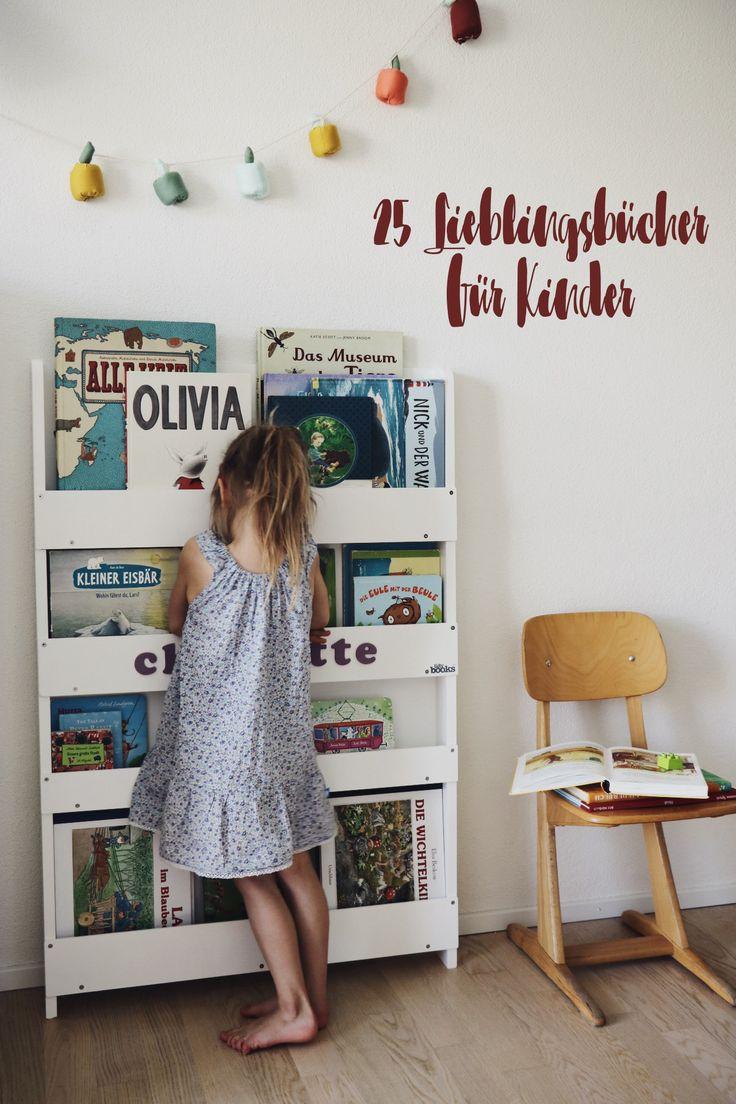 25 Lieblingskinderbücher via alovelyjourney.de