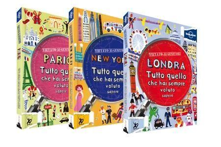 Lonely Planet: le guide turistiche vietate ai genitori | QUANTOMANCA.COM