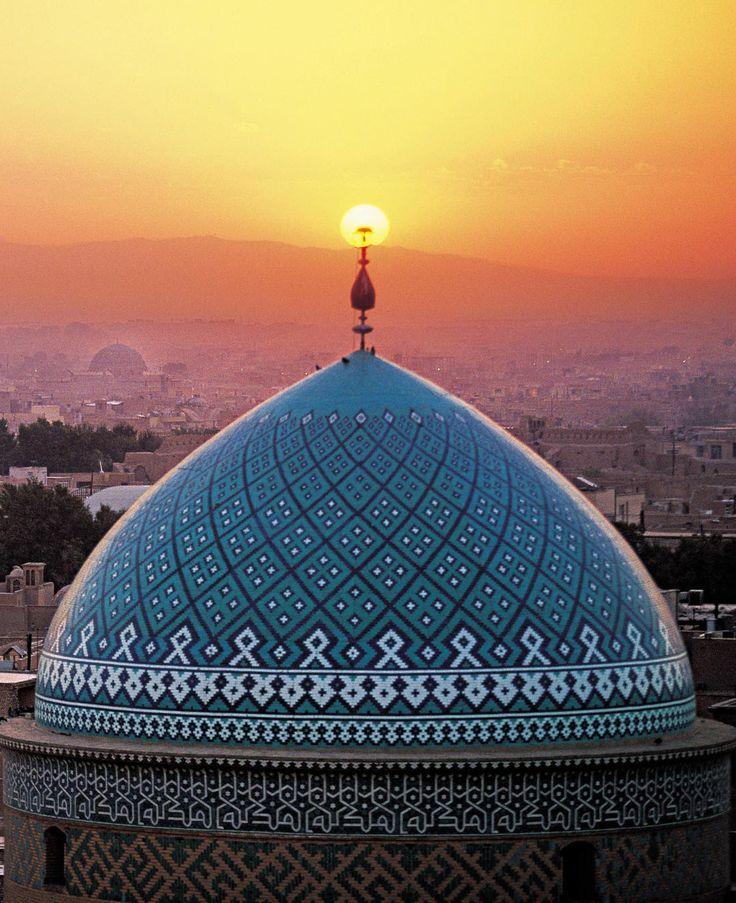 Jameh Mosque, Yazd, Iran                                                                                                                                                     More