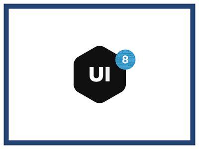 UI Kit Dark (gif) by Creativedash