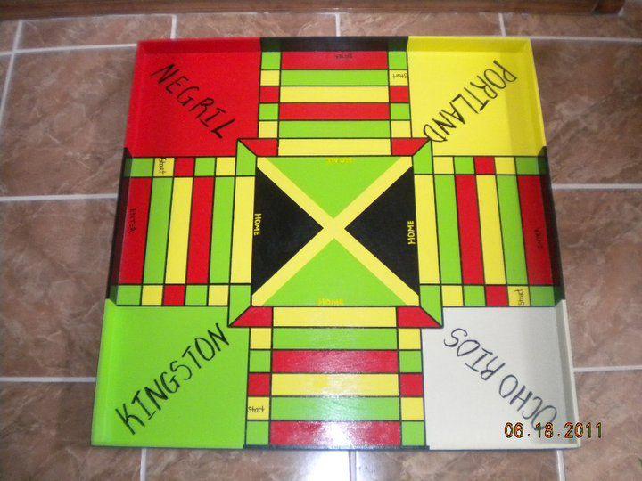 25 best Ludi Board images on Pinterest | Jamaica, Negril