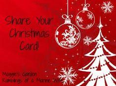 Share Your Christmas Card!