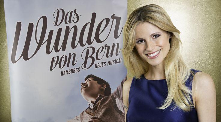 Michelle Hunziker – Das Wunder von Bern | UNITEDNETWORKER Das Magazin für Wirtschaft und Lebensart