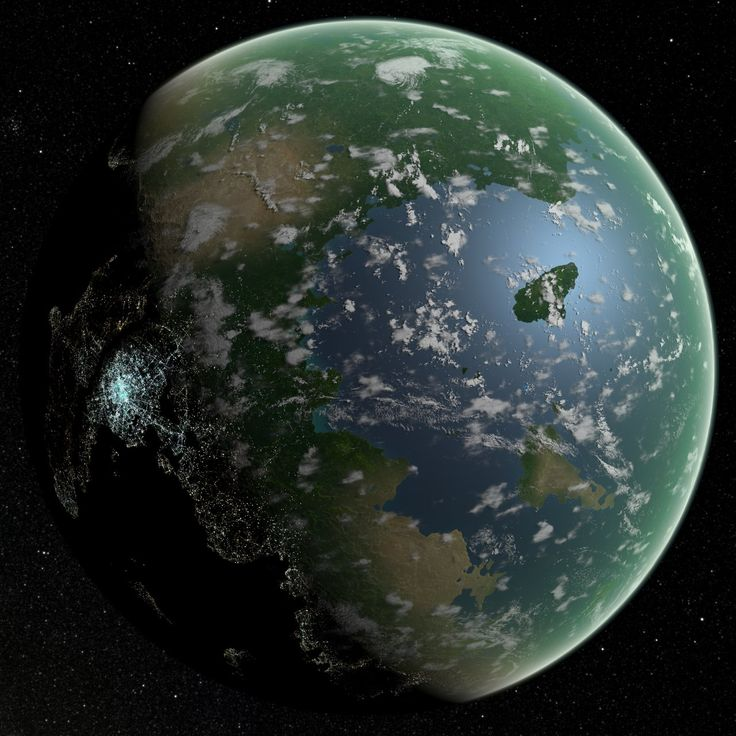 earth like planet found video - 736×736