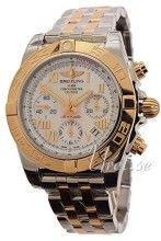 Breitling Chronomat 41 Sølvfarget/Stål
