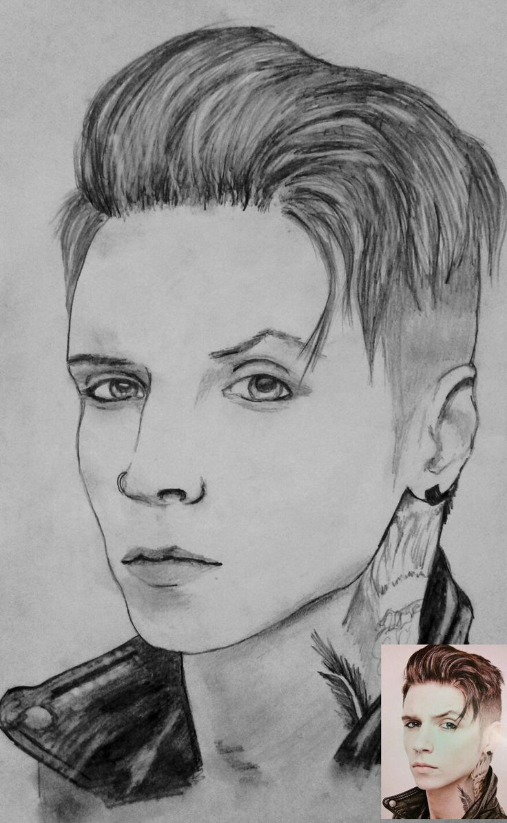 Andy Biersack; Summer 2016