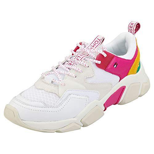 تحد تتضمن نسخ Amazon Zapatillas Mujer Tommy Hilfiger Plasto Tech Com
