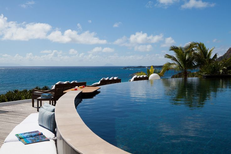 Hotel Le Toiny ~ St. Bart's, French West Indies