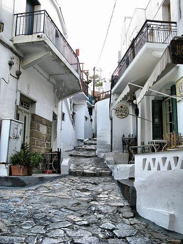 Skyros Greece July 2009