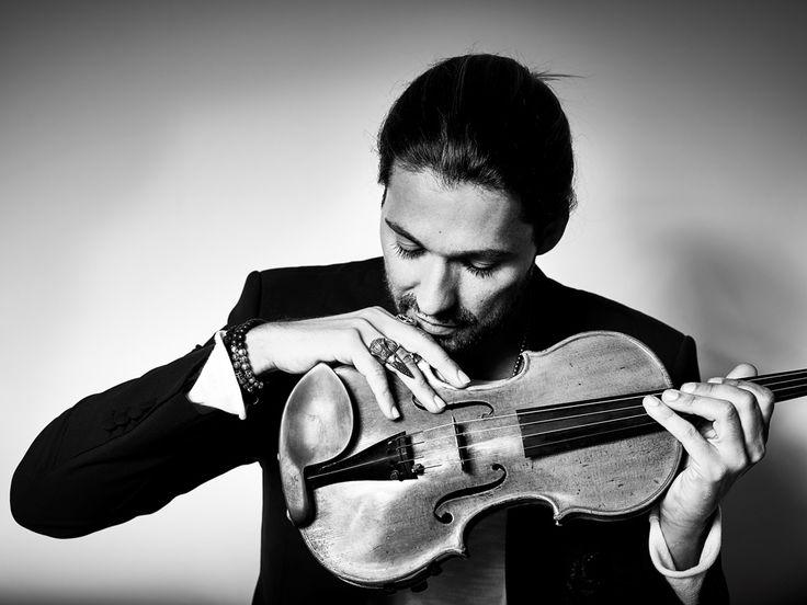 David Garrett, Violinist | Künstlervermittlung + Künstleragentur