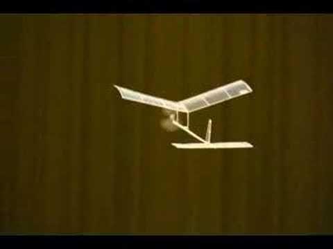 Super light RC indoor planes