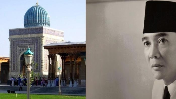 Traveling Uzbekistan - Begini Kontribusi Bung Karno Terhadap Pariwisata Negara Bekas Uni Soviet