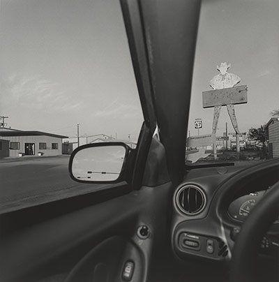 Lee Friedlander: America By Car - in pictures