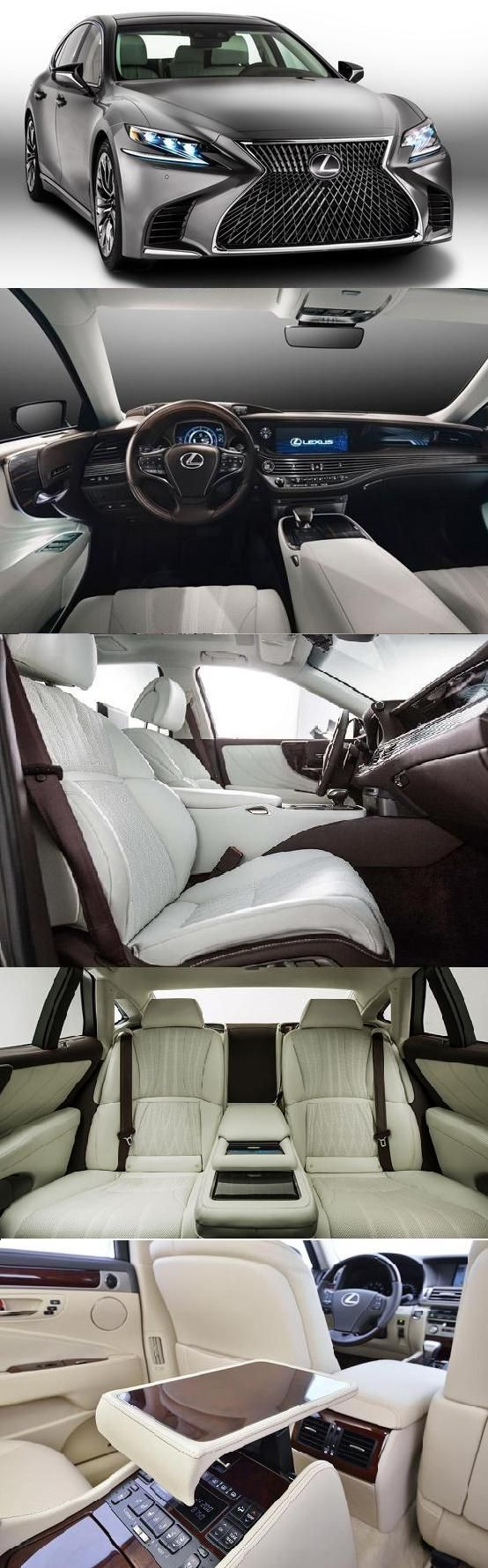 2018 lexus ls 500 luxury interior lexusls500