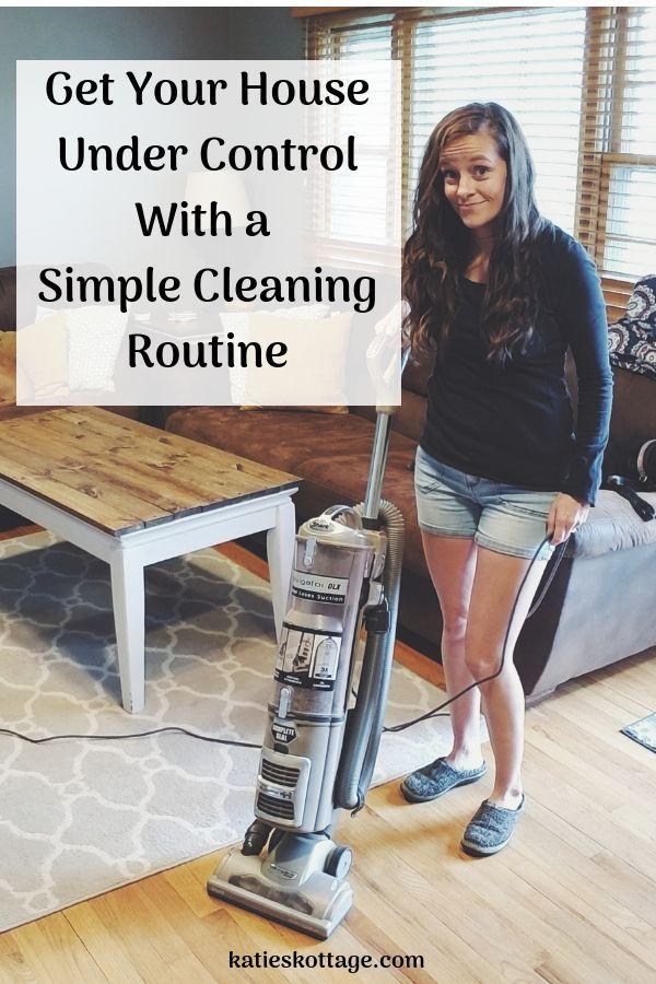 Einfache Reinigungsroutine :: Ein sauberes Zuhause in kürzerer Zeit