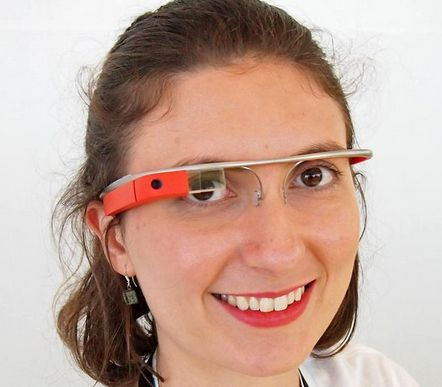 Google Glass may be available by the end of the year.