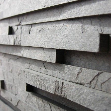 Slate-ish: Slate like material from recycled products
