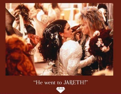 61 Best Labyrinth Jareth Sarah Images On Pinterest
