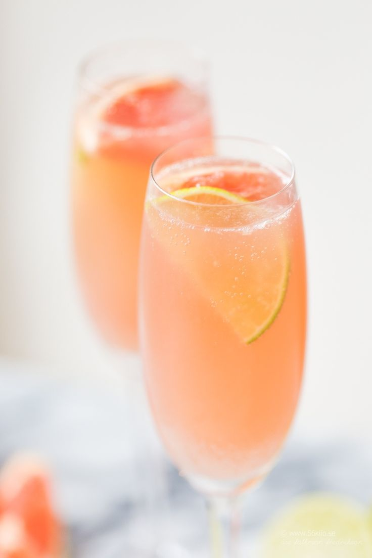 Fredagsdrinken: Paloma Mimosa