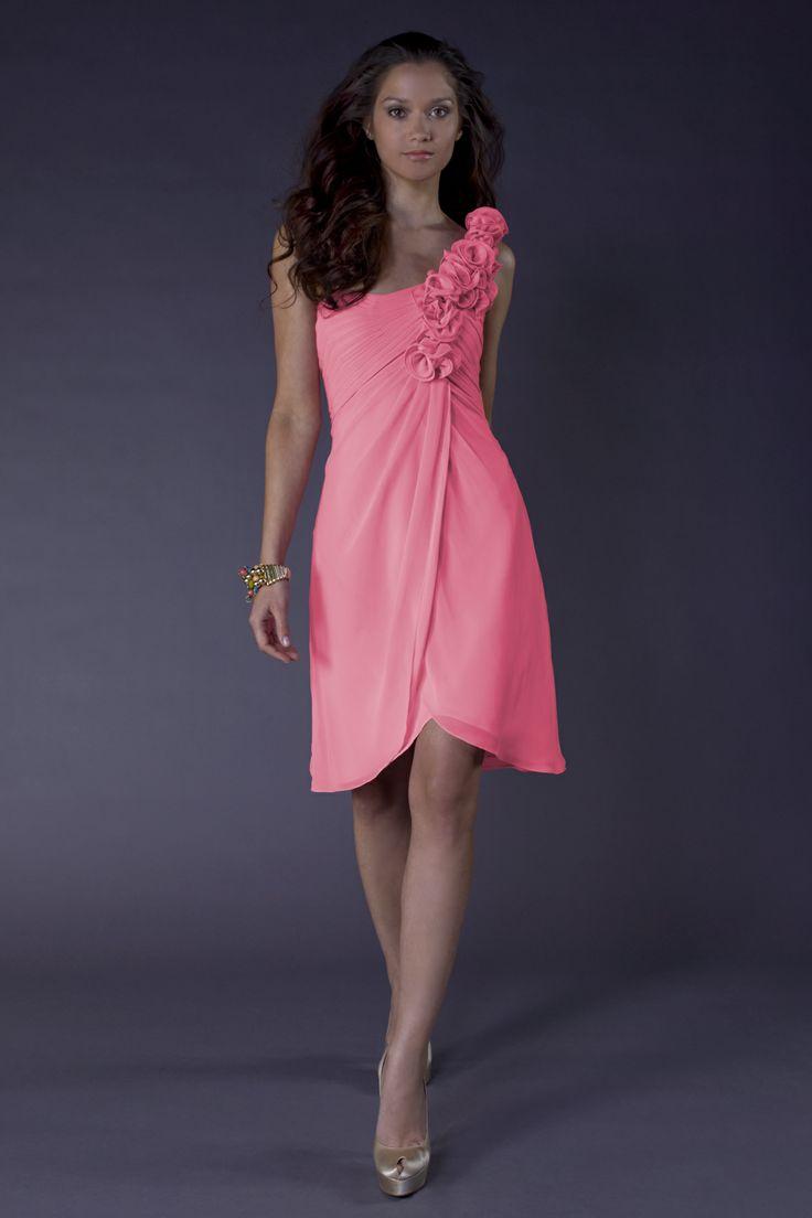 Empire style ball gown tulle sleeveless flower girl dress