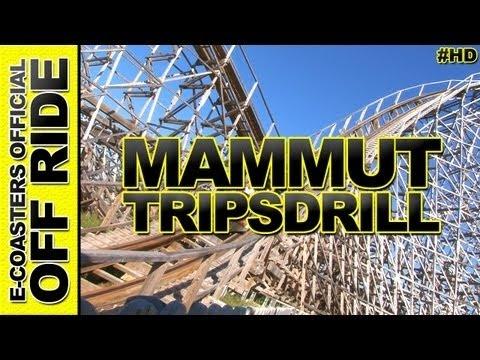 Vidéo off-ride du roller coaster Mammut situé dans le parc d'attraction Tripsdrill en Allemagne. N'hésitez pas à venir découvrir sur notre channel Youtube, nos plus de 200 vidéos On-Ride : http://www.youtube.com/ecoasters !!