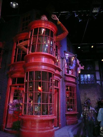 Harry Potter's studio