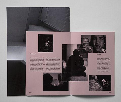 Subsist / Michael Kosmicki — Design & Art Direction