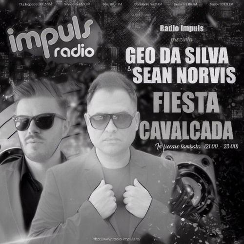Fiesta Cavalcada#4 By Geo Da Silva & Sean Norvis ( Full 2h Set)