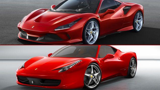 You Can Trace Ferrari\u0027s Newest Car Back to 2009 The Ferrari
