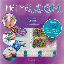 Méli-méloom | Boutique Goélette Ensemble de départ pour réaliser des bracelets en élastiques.