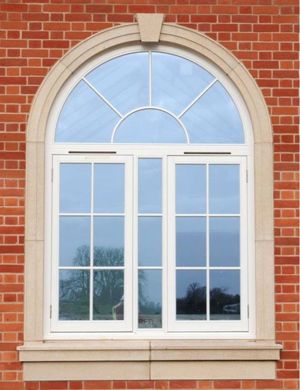Arched Window Ideas And Designs: Casement Arched Window ~ gtrinity.com Windows Inspiration